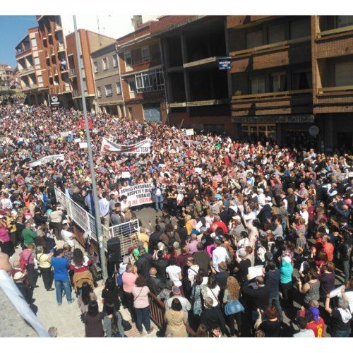 benavente manifestacion 2017-03-19