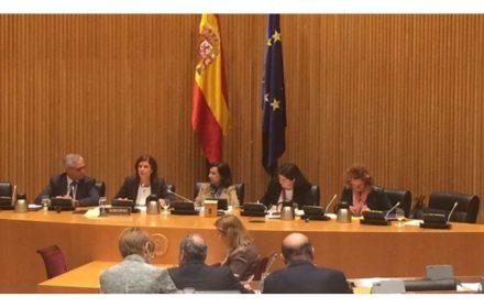 Comparecencia MJU Comisión Justicia Congreso presupuestos 2017