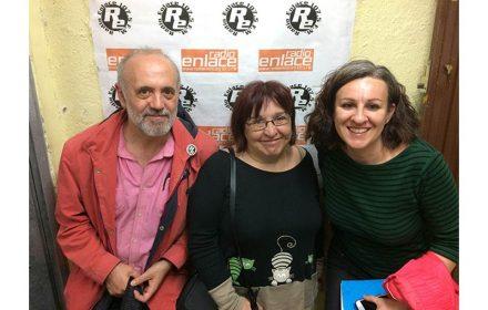 Luz Martínez Ten en Radio FAPA Somos escuela