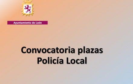 Policia local Leon abr-2017