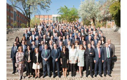 ministro Interior reunión directores Centros Penitenciarios y Centros Inserción Social
