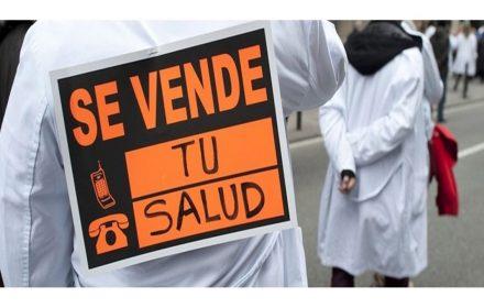 Gobierno ahorrando a costa Sanidad PGE 2017