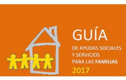 Guía ayudas sociales y servicios familias 2017