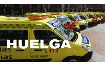 CCOO y UGT anuncian nuevas movilizaciones ambulancias jun-2017