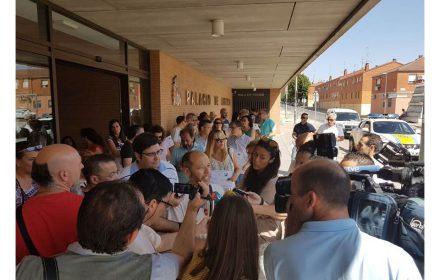 Cláusulas suelo Movilizaciones funcionarios Mérida