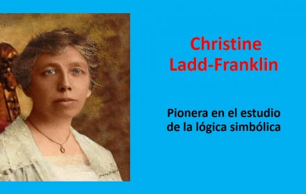 22 Christine Ladd-Franklin