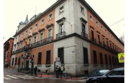 Ministerio Justicia nueva estructura
