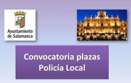 Convocatoria plazas policia sep-2017