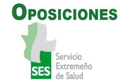 Oposiciones Servicio Extremeño de Salud sep-2017