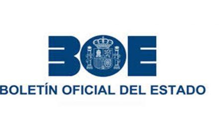 Publicado BOE Orden JUS-875-2017 bases procesos selectivos Justicia