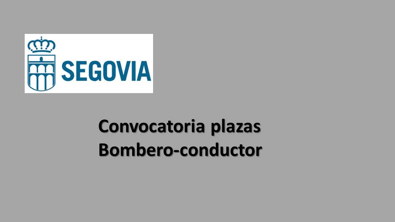 Fesp ugt zamora ayuntamiento de segovia convocatoria for Convocatoria para plazas docentes 2017