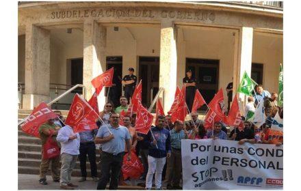 concentra Ciudad Real mejora trabajadores penitenciarios