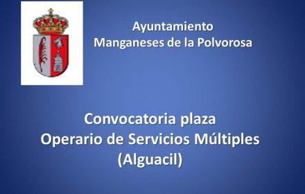 plaza alguacil manganeses