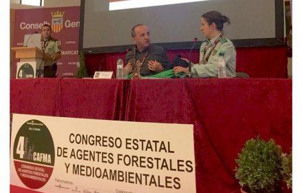 clausura 4 Congreso Estatal Agentes Forestales Pirineos