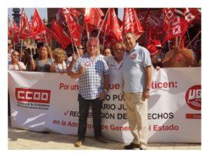 movilizan en Sevilla recuperación derechos