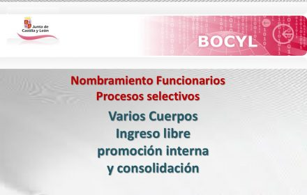 nombramiento funcionarios varios cuerpos oct-2017-2