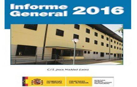 Informe general Instituciones Penitenciarias 2016