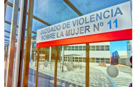 Juzgados violencia mujer por consolidar
