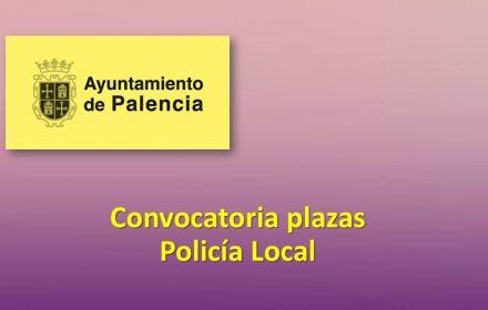 Policia local Palencia dic-2017