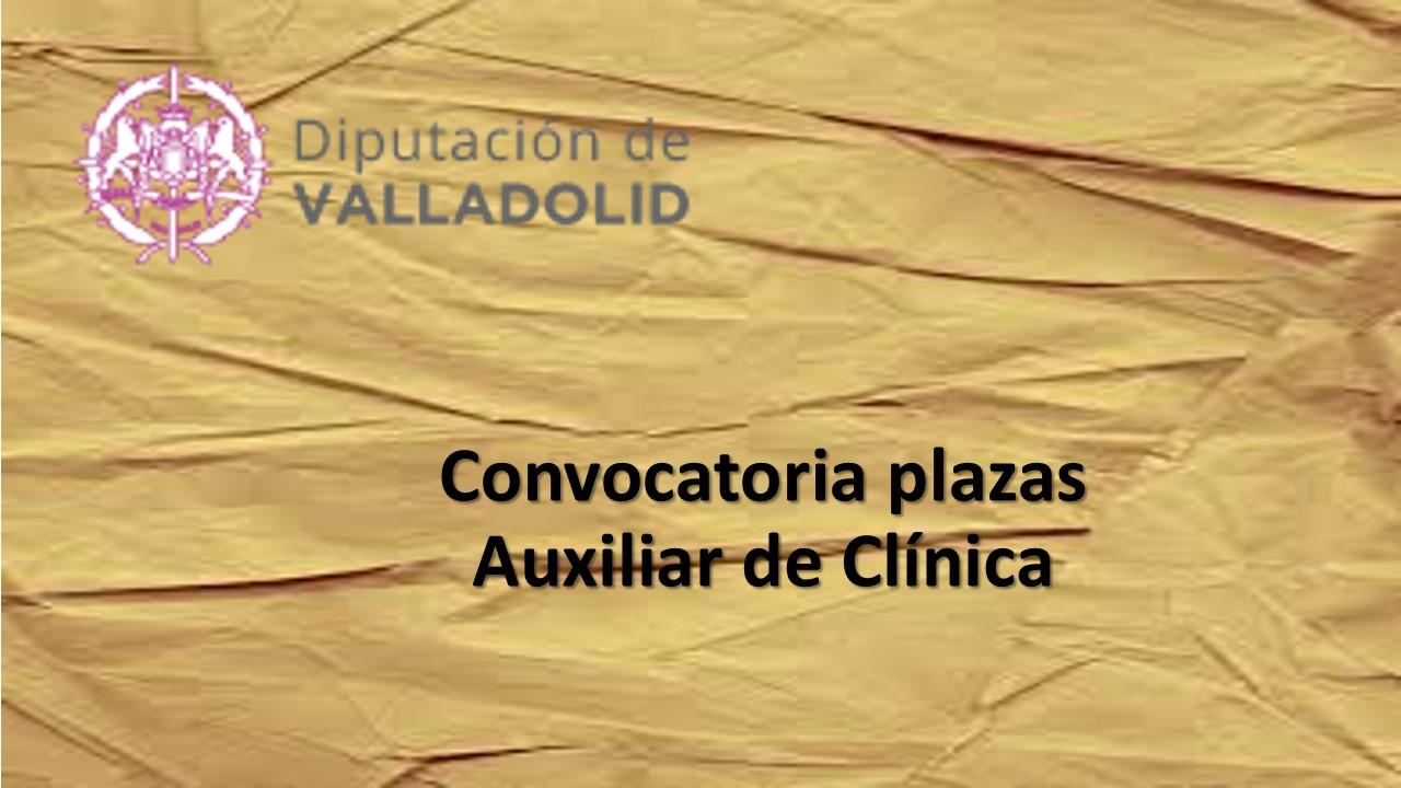 Fesp ugt zamora diputaci n de valladolid convocatoria for Convocatoria para plazas docentes 2017