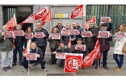 equiparación salarial con compañeros Cataluña