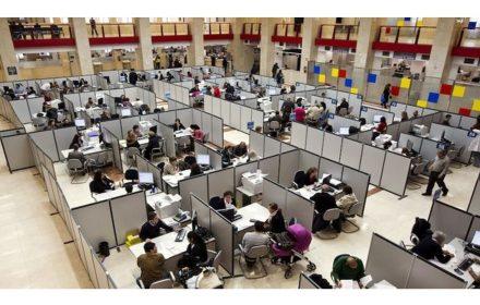 funcionarios sin subida sueldo hasta verano
