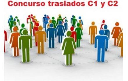 reclama concurso unitario interdepartamental grupos C1 y C2