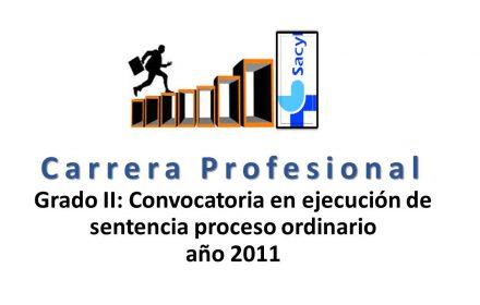 Carrera Profesional sentencia grado II ene-2018