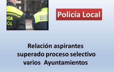 Ope policia varios aytos aspirantes ene-2018
