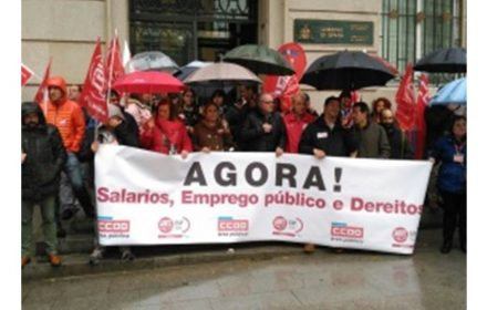 movilizaciones AGE 30 enero A Coruña y Valencia