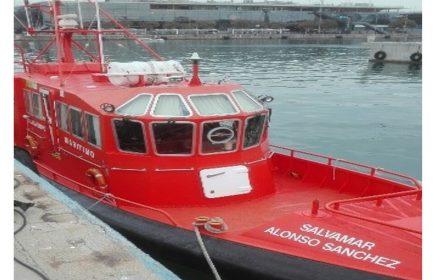 Aduanas lucha contrabando con embarcaciones desguace