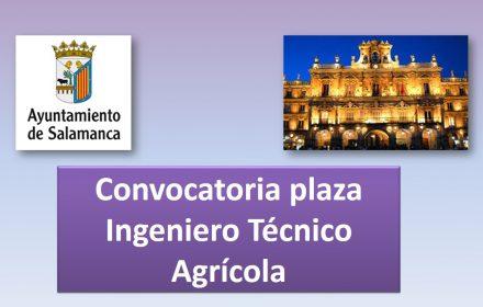 Convocatoria Ing tec agricola salamanca feb-2018