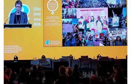 Tercera Conferencia Mundial Mujer Educación