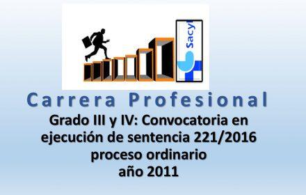 Carrera Profesional sentencia grado III y IV abr-2018