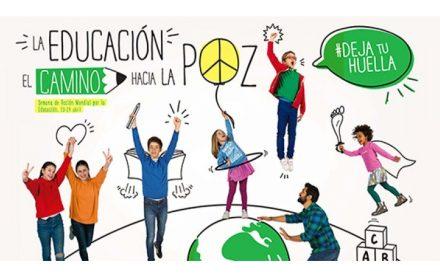 Semana Acción Mundial Educación 2018
