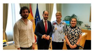 UGT Ministerio Empleo Plan Sector Forestal