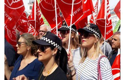 8000 policías Madrid aplicación jubilación anticipada