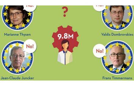 Comisión Europea demandada no acuerdo agentes sociales