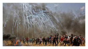condena asesinato población civil palestina