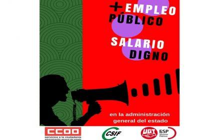 convocan 50 manifestacionesr derechos AGE