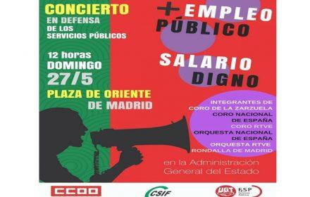 macroconcentración 27 Madrid derechos AGE