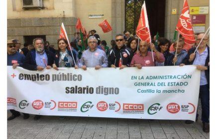 manifestado Albacete y Melilla discriminación