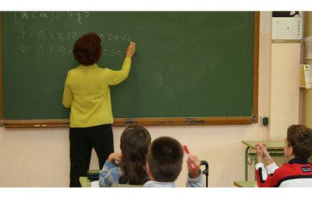 rechaza MIR docente propuesto PP y Ciudadanos