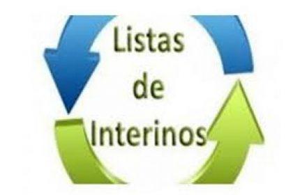 Actualización bolsa interino Justicia sede Burgos