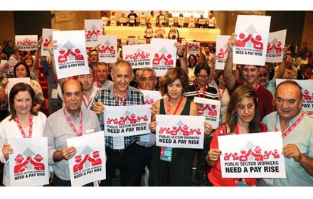 CSEE aboga aumento salarial docentes