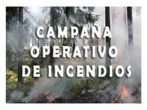 Campaña Incendios Castilla y León