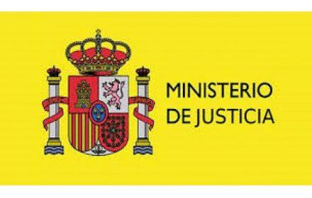 Nueva estructura Ministerio Justicia