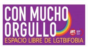 Orgullo 2018 Visibilidad Trans