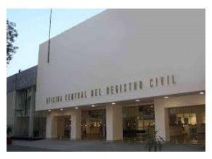 Registro Civil BOE prórroga 2 años