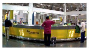 patronal UNO y CNMC espolean privatización Correos